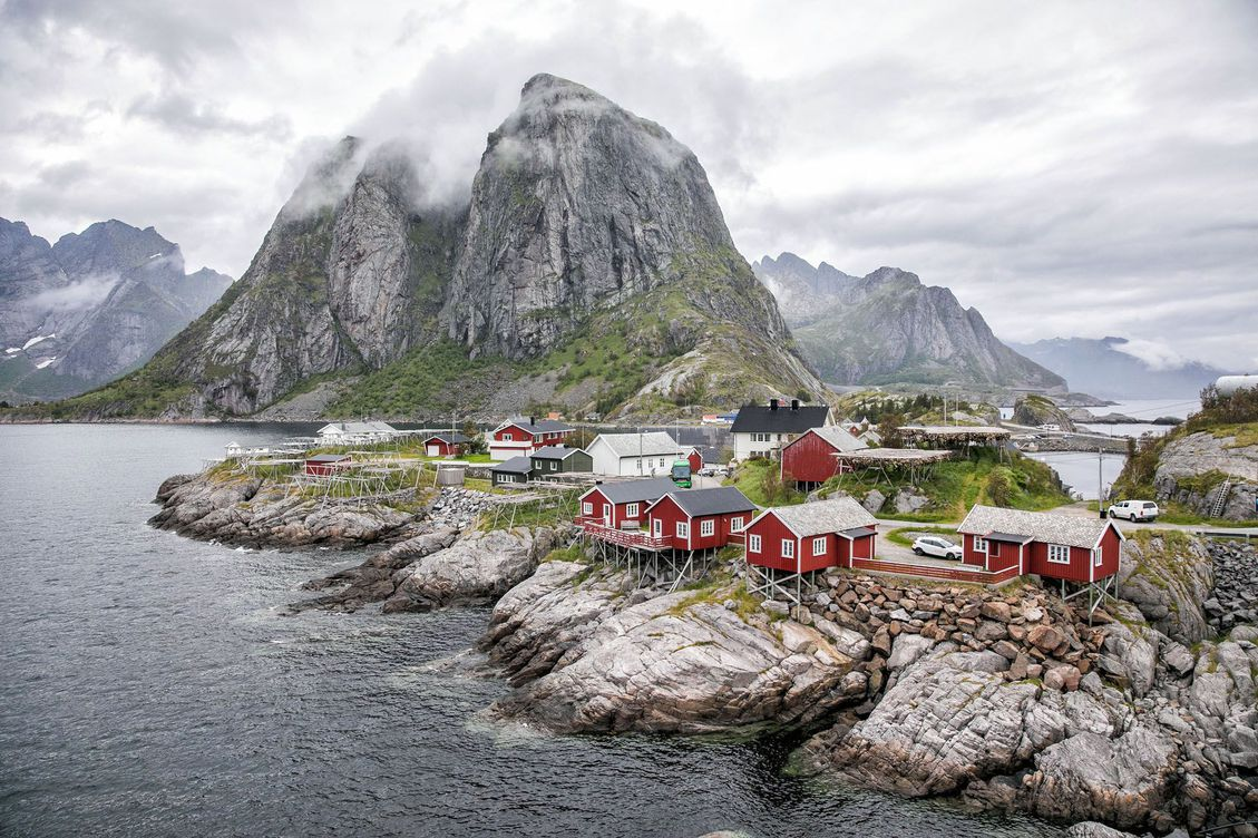 NORTHERN NORWAY – CAPONORD AND SURROUNDINGS